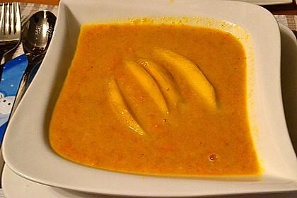 Mango-Möhren-Suppe 24