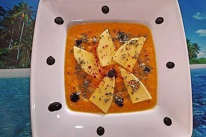 Mango-Möhren-Suppe 12