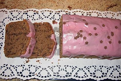 Rotwein - Haselnuss - Kuchen 6
