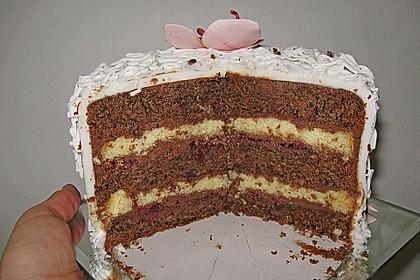 Rotwein - Haselnuss - Kuchen 7