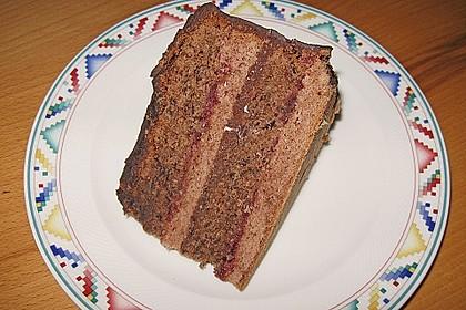 Rotwein - Haselnuss - Kuchen 8