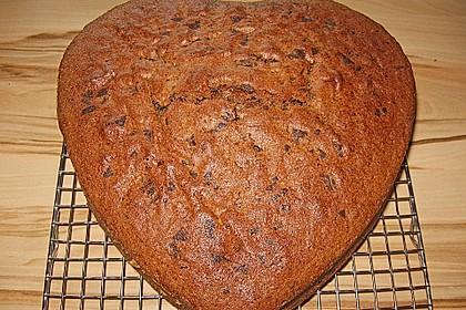 Rotwein - Haselnuss - Kuchen 5