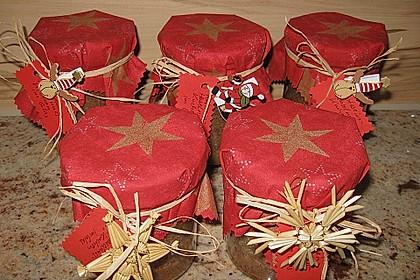 Rotwein - Haselnuss - Kuchen 13
