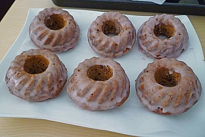 Rotwein - Haselnuss - Kuchen 11