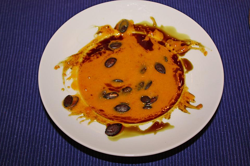 kürbissuppe (rezept mit bild) von lilli1963 | chefkoch.de - Kürbissuppe Rezept Chefkoch