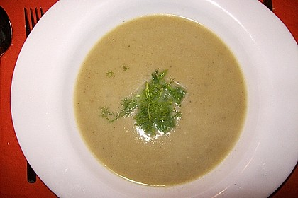 Fenchel - Rahmsuppe 1