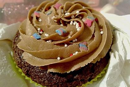 Nutella Cupcakes 24