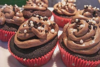 Nutella Cupcakes 27