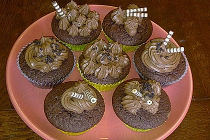 Nutella Cupcakes 44