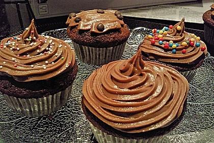 Nutella Cupcakes 49