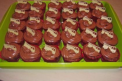 Nutella Cupcakes 45