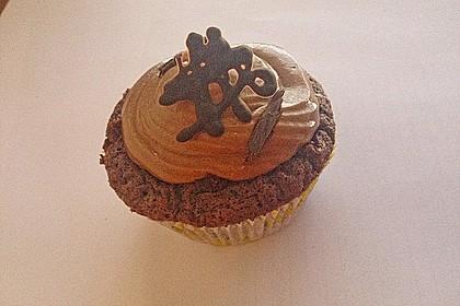Nutella Cupcakes 56