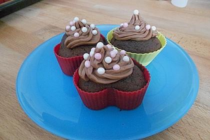 Nutella Cupcakes 66