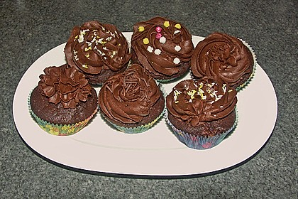 Nutella Cupcakes 5
