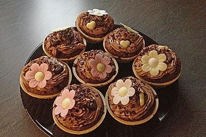 Nutella Cupcakes 50