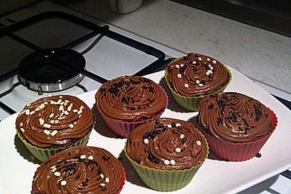 Nutella Cupcakes 26