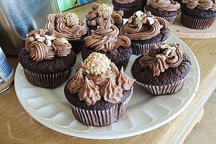 Nutella Cupcakes 23