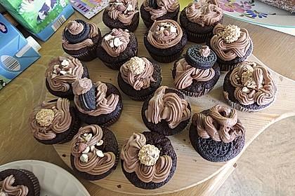 Nutella Cupcakes 59