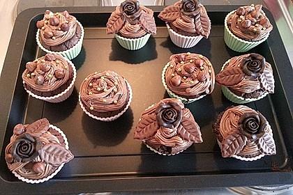 Nutella Cupcakes 8
