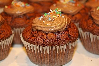 Nutella Cupcakes 42