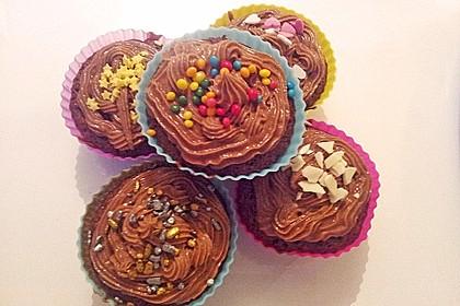 Nutella Cupcakes 37