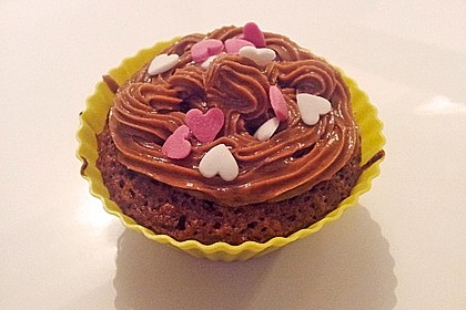 Nutella Cupcakes 60