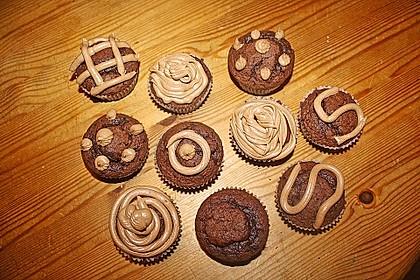 Nutella Cupcakes 43