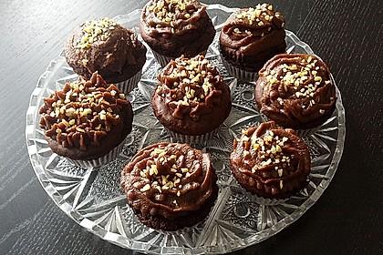Nutella Cupcakes 22