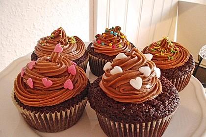 Nutella Cupcakes 25