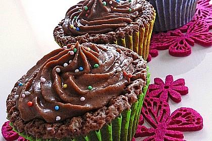 Nutella Cupcakes 12