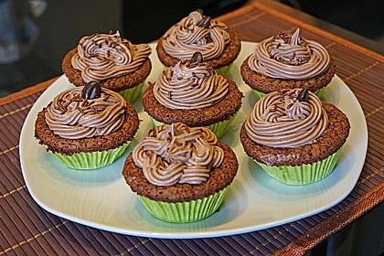 Nutella Cupcakes 10