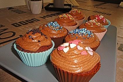 Nutella Cupcakes 3