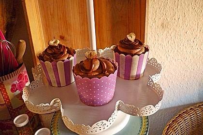 Nutella Cupcakes 6