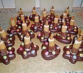 Lebkuchen - Kerze (Bild)