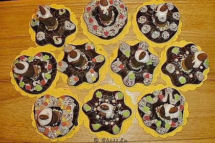 Lebkuchen - Kerze 24