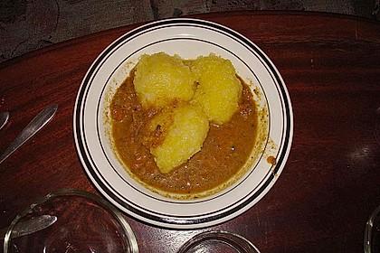 Kloß mit Soß' vegetarisch 34