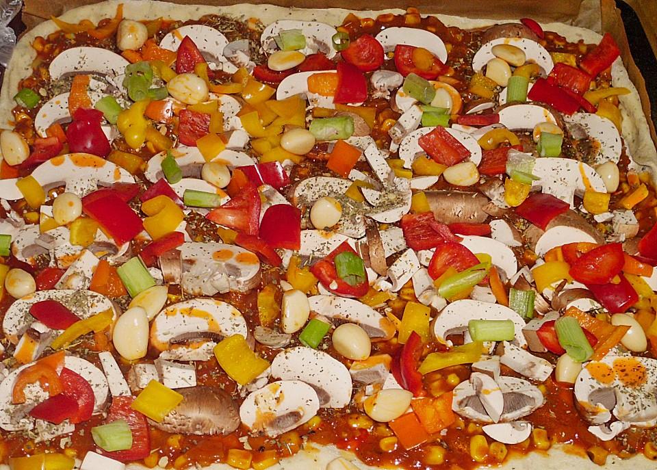 Pizzasauce BBQ - Style (Rezept mit Bild) von coheno | Chefkoch.de