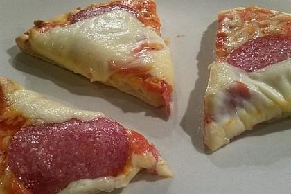 Salami - Pizza a la Mäusle