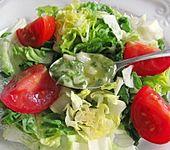 Dressing für Blattsalate (Bild)