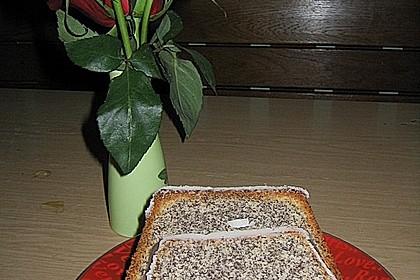 Orangen - Mohn - Marmorkuchen 14