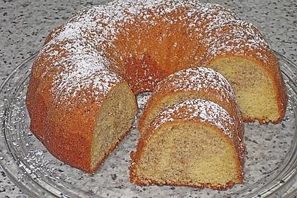 Orangen - Mohn - Marmorkuchen 15