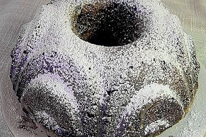 Orangen - Mohn - Marmorkuchen 30