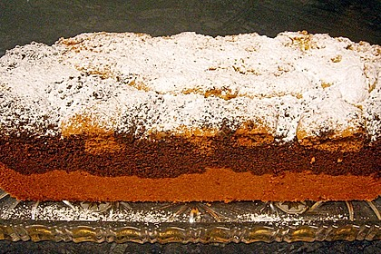Orangen - Mohn - Marmorkuchen 23