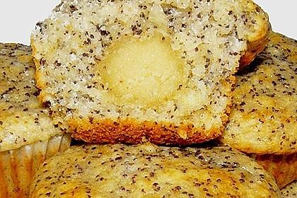 Mohn - Marzipan - Muffins 10