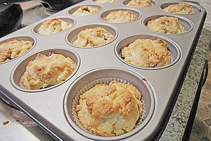 Mohn - Marzipan - Muffins 12