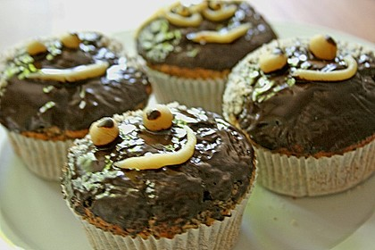 Mohn - Marzipan - Muffins 17