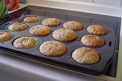 Mohn - Marzipan - Muffins 9