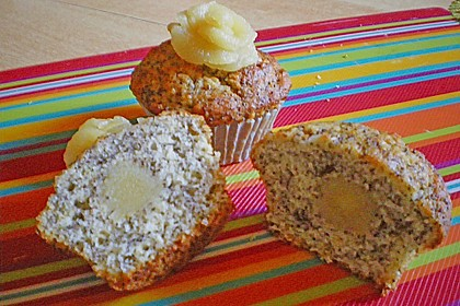 Mohn - Marzipan - Muffins 7