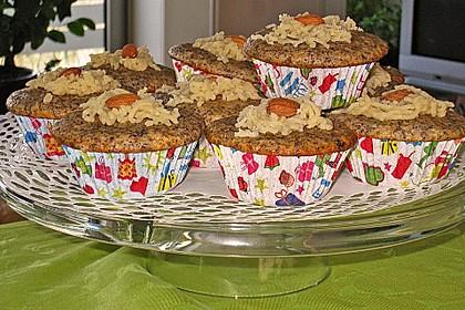 Mohn - Marzipan - Muffins 6