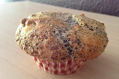 Mohn - Marzipan - Muffins 4